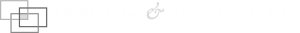 DeStefano & Associates Black & White Footer Logo